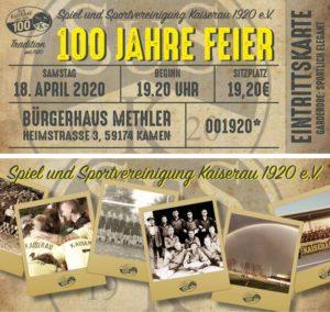 100 Jahre Sus Kaiserau